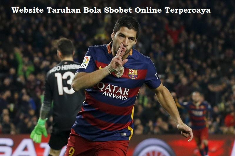 Website Taruhan Bola Sbobet Online Terpercaya
