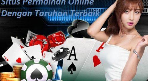 Situs Permainan Online Dengan Taruhan Terbaik
